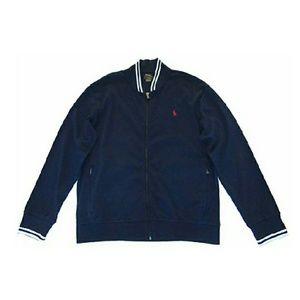 Ralph Lauren Polo Men's Cotton Full Zip Jacket. L